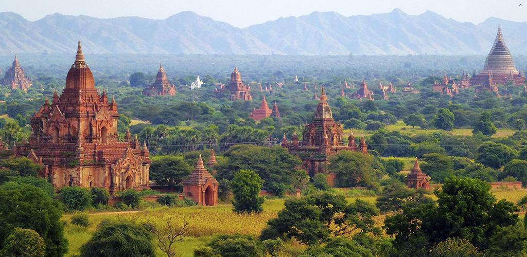 Myanmar Romántico