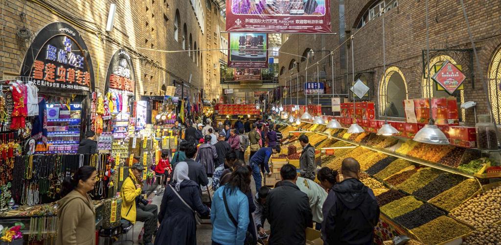 CHINA. Ruta de la Seda