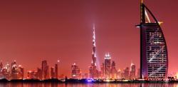De Dubai a Abu Dhabi