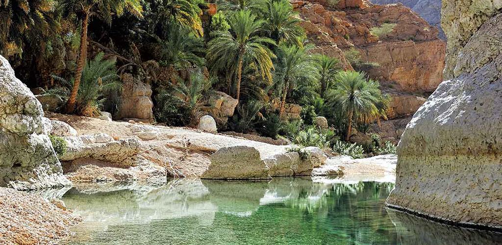 Descubriendo Omán
